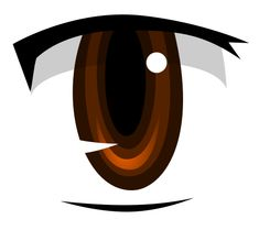 Fájl:Anime eye.svg