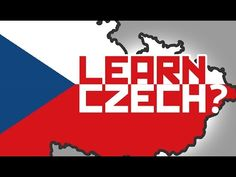 Learn Czech - 20 essential adjectives - lesson 36 - YouTube Language, Learning, Ancestry, Prague, Favorite Things, Polish, Spaces, Youtube, Vitreous Enamel