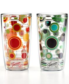 Fiesta by Tervis Drinkware, 16 oz. Dots Tumbler | macys.com