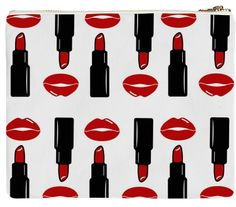 Clutch Red Lipstick by gonpart