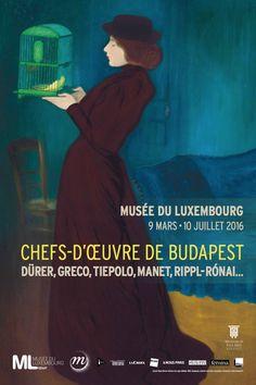 Chefs-d'œuvre de Budapest | Musee du Luxembourg Chefs-d'oeuvre des musées de Budapest
