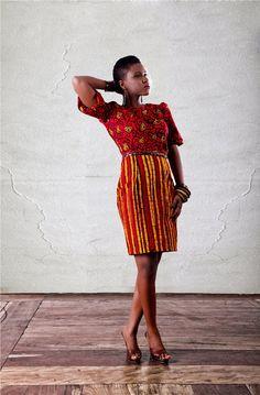 MORSI: ZEBRA LIVING SPRING SUMMER 2011 LOOKBOOK: The Mara Collection