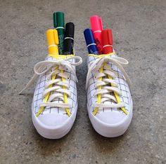 Decorate your own shoe