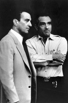 Casino (1995) ~ Robert De Niro and Martin Scorsese