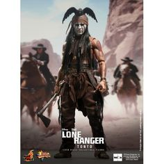Hot toys The Lone Ranger 1/6 Scale Tonto MMS217  Hot toys The Lone Ranger 1/6 Scale Tonto MMS217 ...