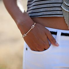 Follow Your Arrow Bracelet