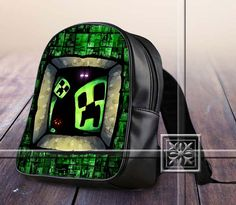 Open The Window Attractive Game - Game Design For Kids School Bag Backpack