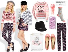 Seize the day and check out our new arrivals  #Juniors #Stripes ( THE OUTFIT ON THE RIGHT )