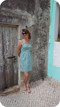 Emilie's Hazel Dress