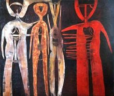 fill up them hollow men with heart guts and soul Cecil Skotnes Cobra Art, Value In Art, Contemporary African Art, South African Artists, Soul Art, Naive Art, Aboriginal Art, Outsider Art, Linocut Prints