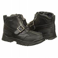 #Polo by Ralph Lauren     #Kids Boys                #Polo #Ralph #Lauren #Kids' #Country #Boots #(Black)                          Polo by Ralph Lauren Kids' Country Mid Zip Pre Boots (Black)                                            http://www.snaproduct.com/product.aspx?PID=5892202