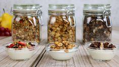 Granola selber machen/ Domaća granola - Hanuma kocht - Der zweisprachige Foodblog