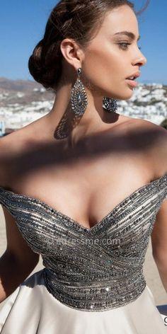 Calista Evening Dresses By Tarik Ediz #prom #promdress #prom2015 #tarikediz #edressme #dresses #fashion #style #inspiration #editorial #beautiful