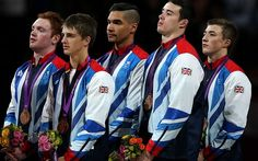 UK gymnasts win bronze....should'da been SILVER.