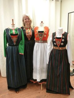 Bunad making in the States Going Out Of Business, Homeland, Norway, Sweden, Vikings, All Things, 19th Century, Scandinavian, Textiles