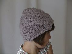 Milla Winter Hat Crochet Pattern