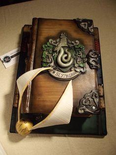 Slytherin Diary