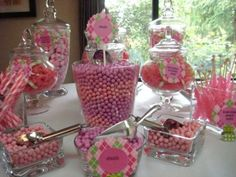 Girl baby shower idea