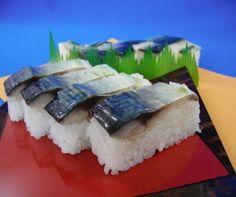 Saba (mackerel) i-heart-sushi