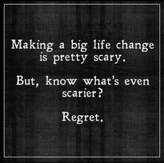 CHANGE IS HARD...