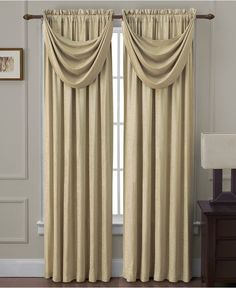 Victoria Classics Langdon Window Treatment Collection - Window Treatments - For The Home - Macy's
