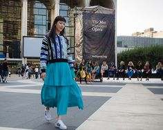 New York Fashion Week SS2015 - Ji Hyun Jeong - Lincoln Center | THE STYLESEER
