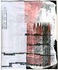 Beniamino Servino. Empty Tower as a Gasometer.