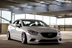 Slick #Mazda6 from Mazda Owners Club of South Africa.  Pinned by http://FlanaganMotors.com