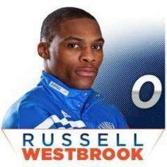 #RussellWestbrook #0 #OKCThunder #Thunderup
