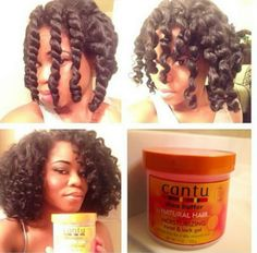 My ultimate go to  lock gel for braids and twist outs