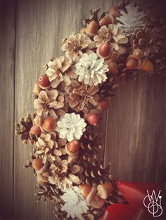 Woodi – Red Bow