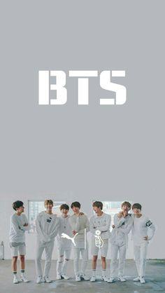 BTS!! :3 #BTS #Puma