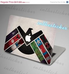 macbook decal Air or Ipad Stickers Macbook Decals by inthesticker, $14.39