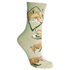 Red Fox Socks