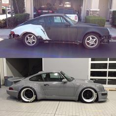RWB - Before and After