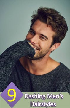 Hairstyle for men matters, probably the best way to express men�s personality. But it is quite difficult to find the right one for you. However, maximum guys prefer to have usual short hair cut without thinking that if will this haircut suit him not. It