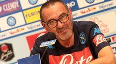 Sarri har option på fem år i Napoli!