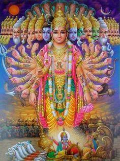 "Bhagavad Gita(Hindu)- The Hindu holy book the ""song of the Lord"". It is a verse Hindu scripture. Deus Vishnu, Lord Vishnu, Lord Shiva, Lord Ganesha, Arte Krishna, Krishna Love, Krishna Radha, Radha Rani, Bhagavad Gita"