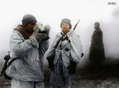 World War 2 Photos Colorized Russia