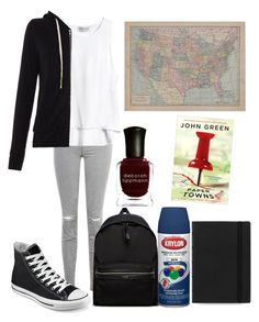 """Paper Towns: Margo Roth Spiegelman"" by katestar1204 ❤ liked on Polyvore"