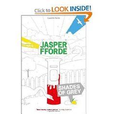 Jasper Fforde - Shades of Grey