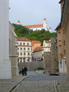 Словакия, Братислава. Bratislava, Europe, Mansions, House Styles, Travel, Viajes, Manor Houses, Villas, Mansion