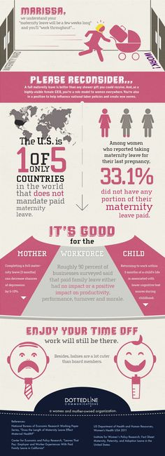 Marissa Mayer - maternity leave... Interesting stuff!!