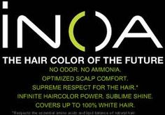 No Ammonia hair color with 100% grey coverage and Ultimate shine!!!