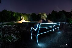 #LightPainting #Photography