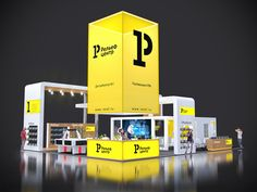 Exhibition stand design on Behance                                                                                                                                                                                 More
