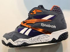 Reebok Scrimmage Mid   2013 Preview