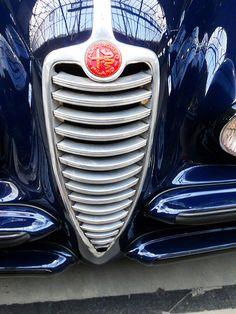 Alfa Romeo 6C 2500 Super Sport Touring (1948) Superleggera