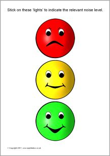 Use this 'traffic lights' system to keep an acceptable noise level in your classroom. Stick on the coloured smiley-face lights to show the class when they are working too noisily. Classroom Hacks, Classroom Organisation, Classroom Displays, Classroom Decor, Classroom Behavior Management, Kids Behavior, Behaviour Management, Social Skills For Kids, Voice Levels