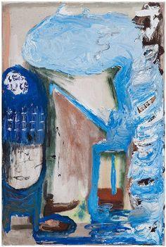 Janne Räisänen, Skin Flick,oil on canvas, 60 x 40 cm, 2012